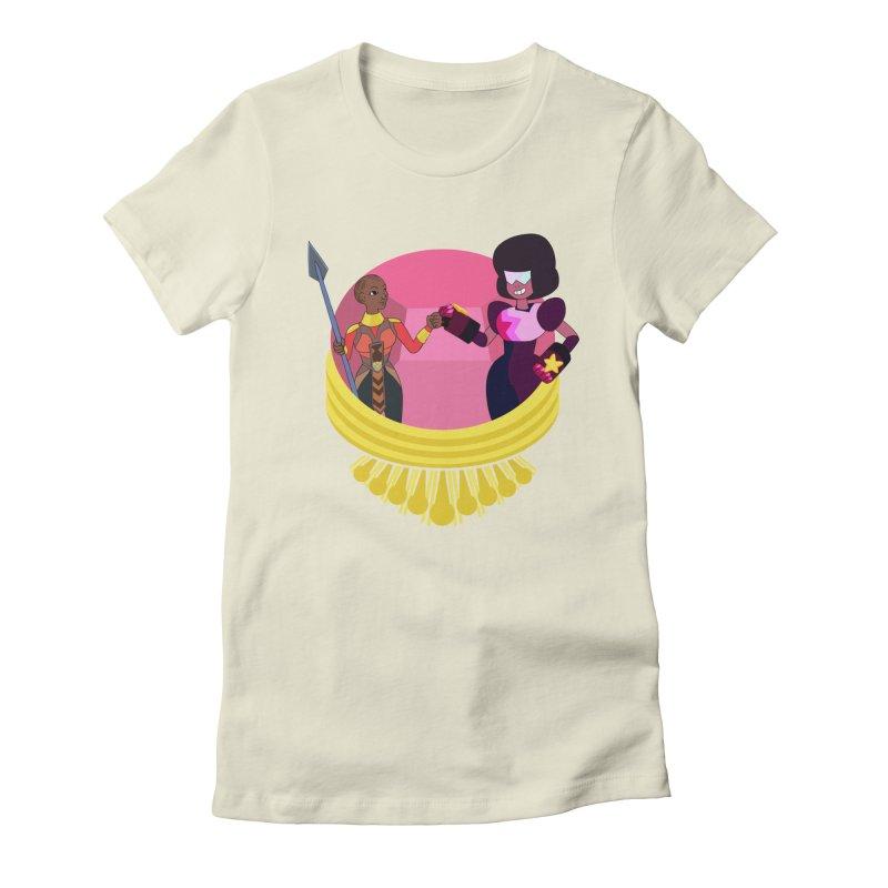 Respect Women's Fitted T-Shirt by Creaturista's Fine Goods