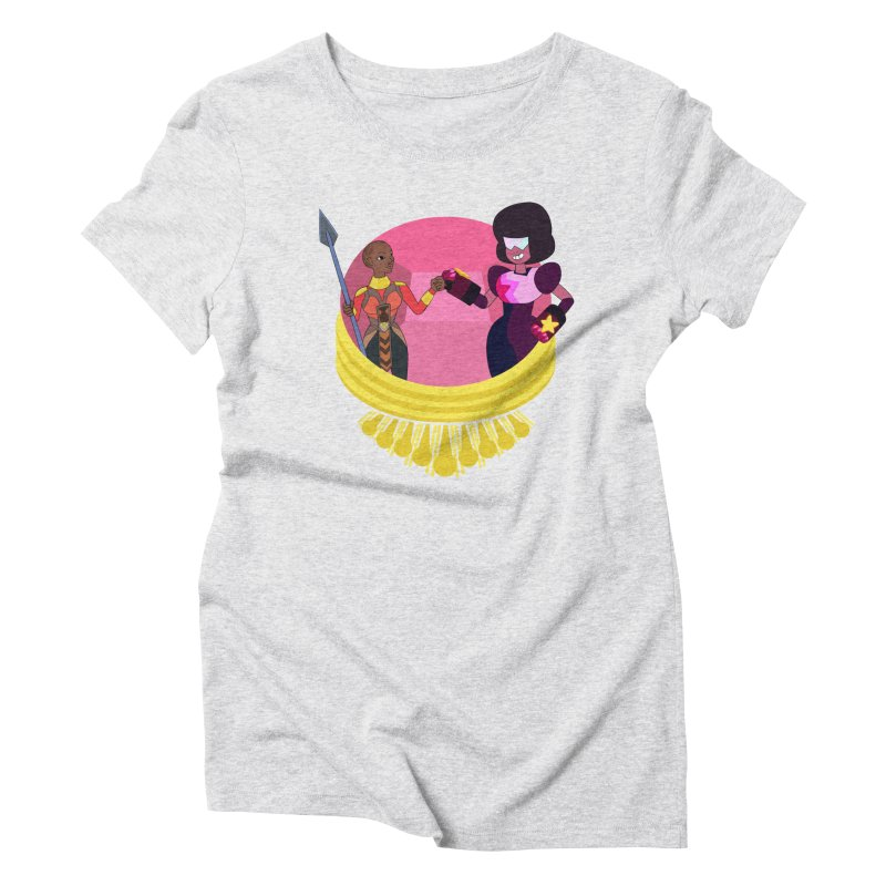 Respect Women's Triblend T-Shirt by Creaturista's Fine Goods