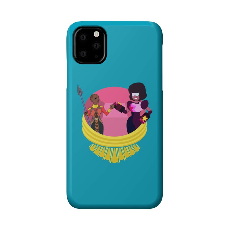 Respect Accessories Phone Case by Creaturista's Fine Goods