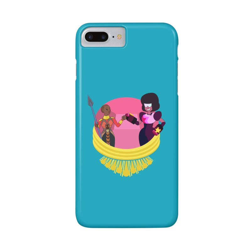 Respect Accessories Phone Case by Creaturista's Fine Goods