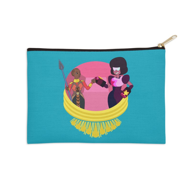 Respect Accessories Zip Pouch by Creaturista's Fine Goods