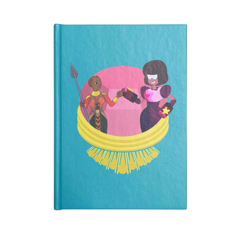 Respect Accessories Notebook by Creaturista's Fine Goods
