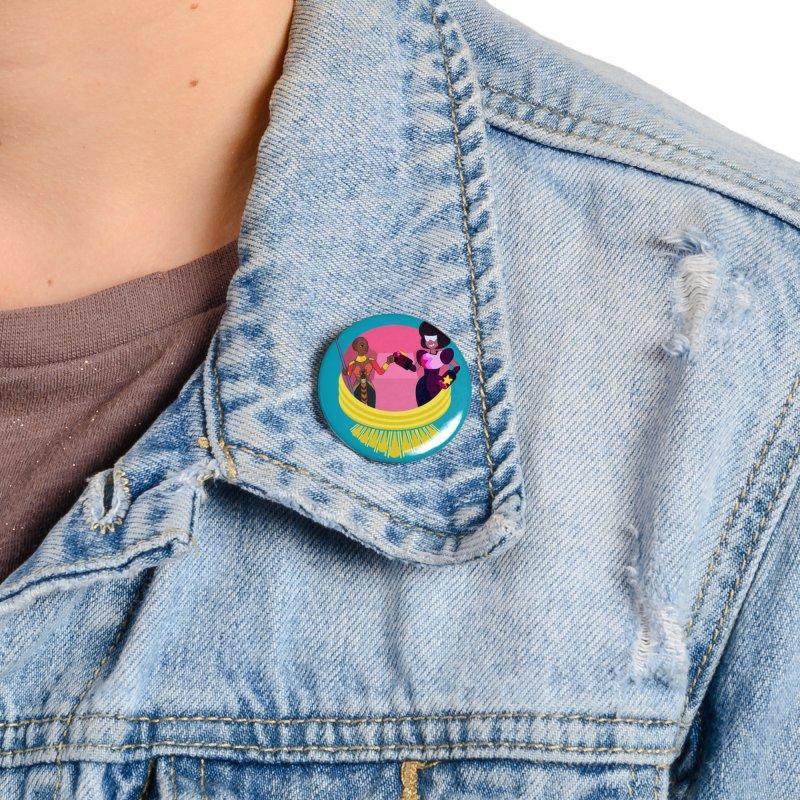 Respect Accessories Button by Creaturista's Fine Goods