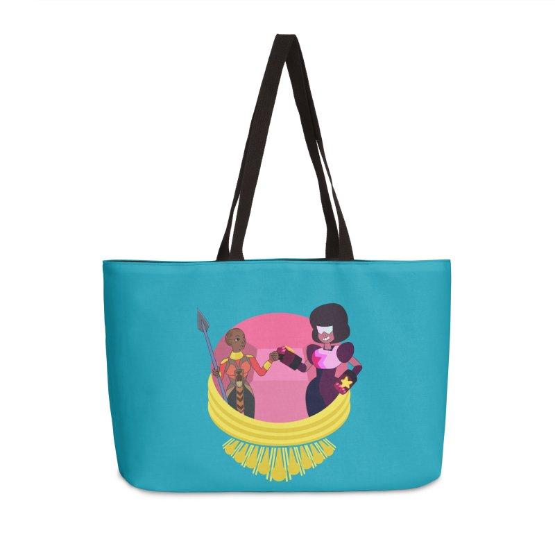 Respect Accessories Weekender Bag Bag by Creaturista's Fine Goods