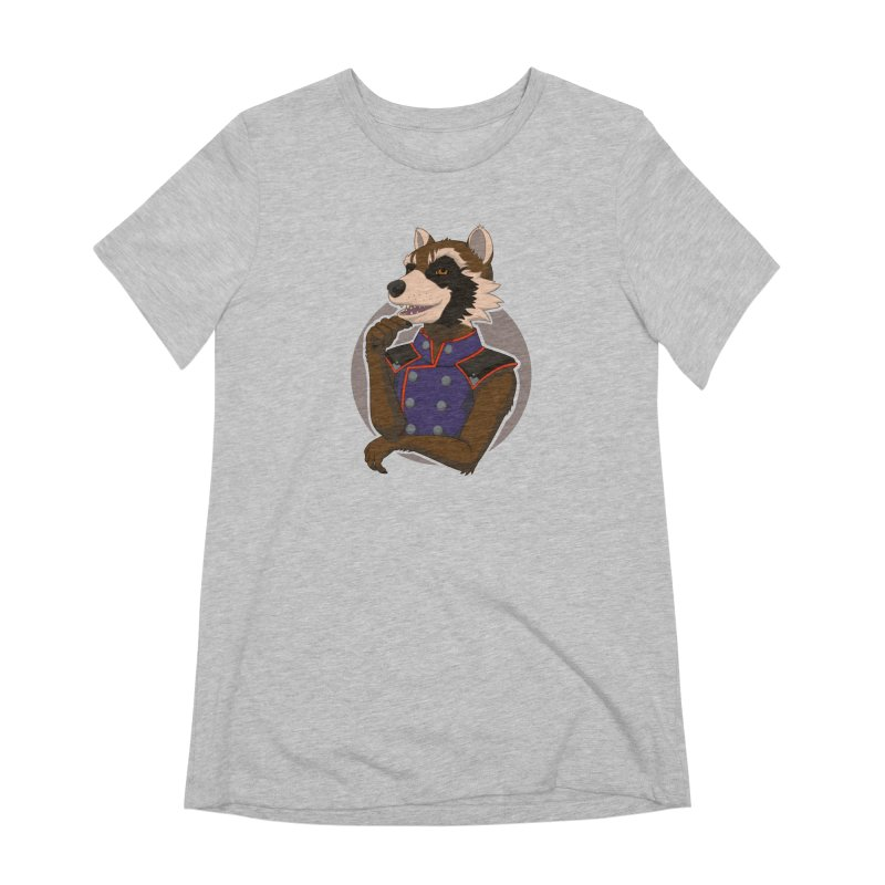 Strategic Mischief Women's Extra Soft T-Shirt by Creaturista's Fine Goods