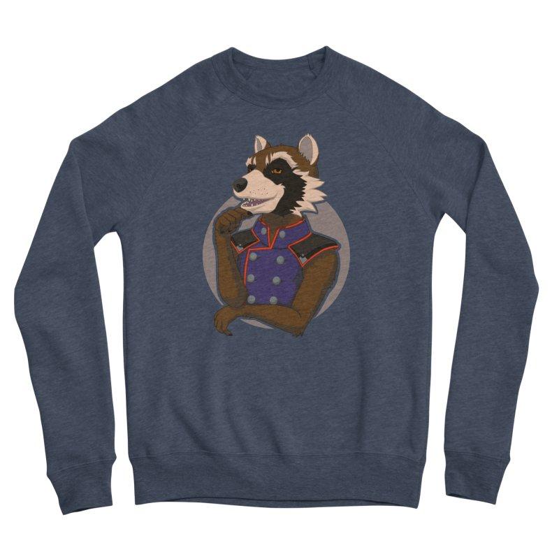 Strategic Mischief Men's Sponge Fleece Sweatshirt by Creaturista's Fine Goods
