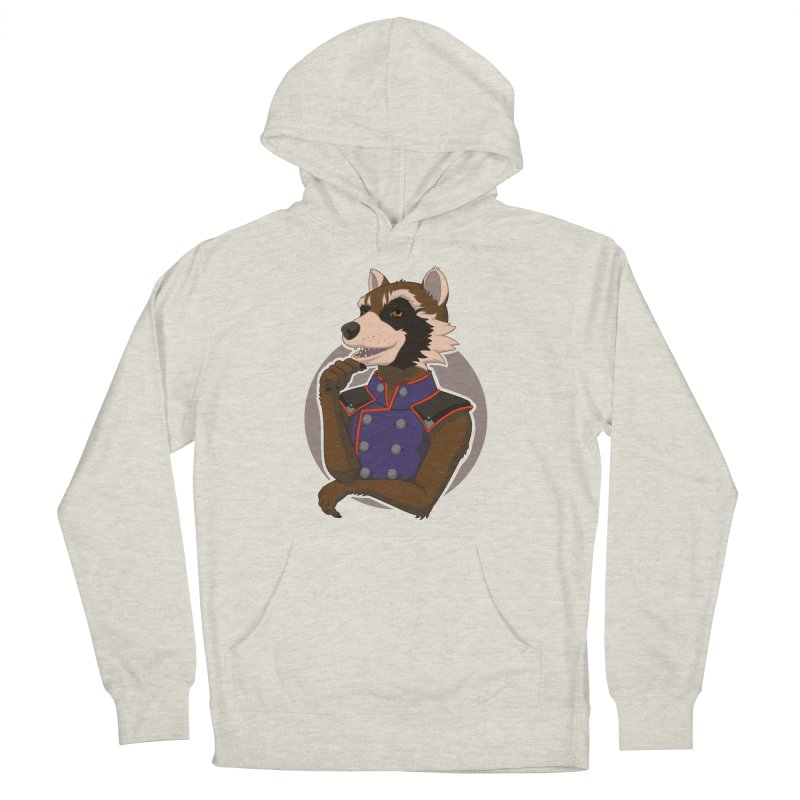 Strategic Mischief Men's French Terry Pullover Hoody by Creaturista's Fine Goods