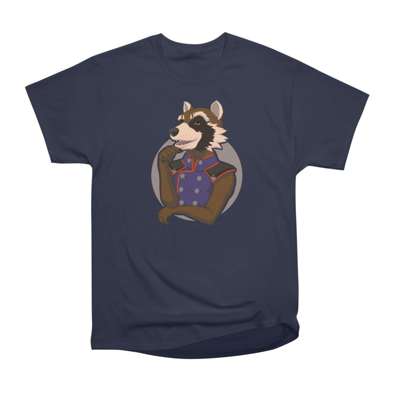 Strategic Mischief Men's Heavyweight T-Shirt by Creaturista's Fine Goods