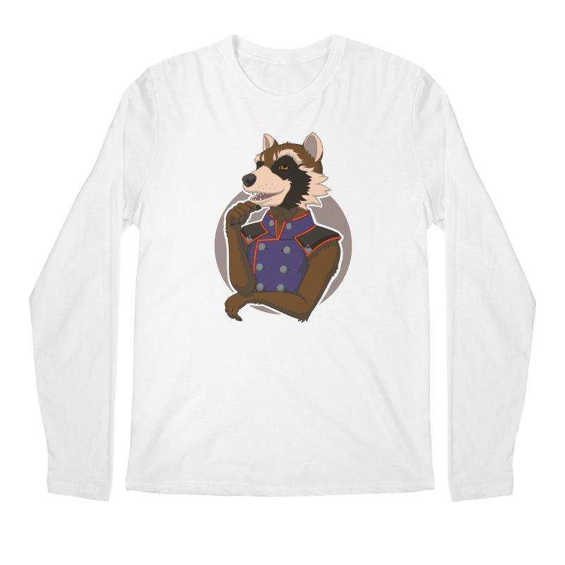 Strategic Mischief Men's Regular Longsleeve T-Shirt by Creaturista's Fine Goods