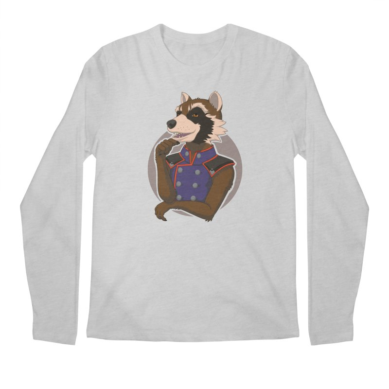 Strategic Mischief Men's Regular Longsleeve T-Shirt by Creaturista's Fine Goods
