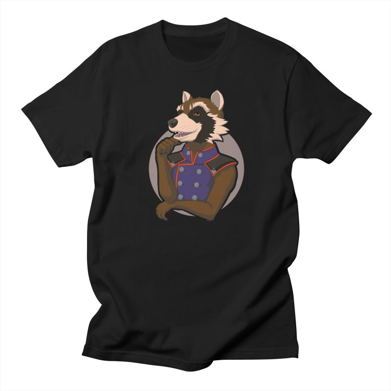 Strategic Mischief Women's Regular Unisex T-Shirt by Creaturista's Fine Goods