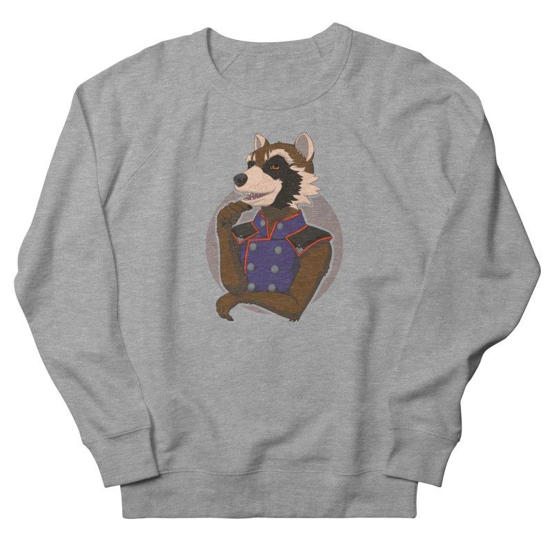 Strategic Mischief Women's French Terry Sweatshirt by Creaturista's Fine Goods