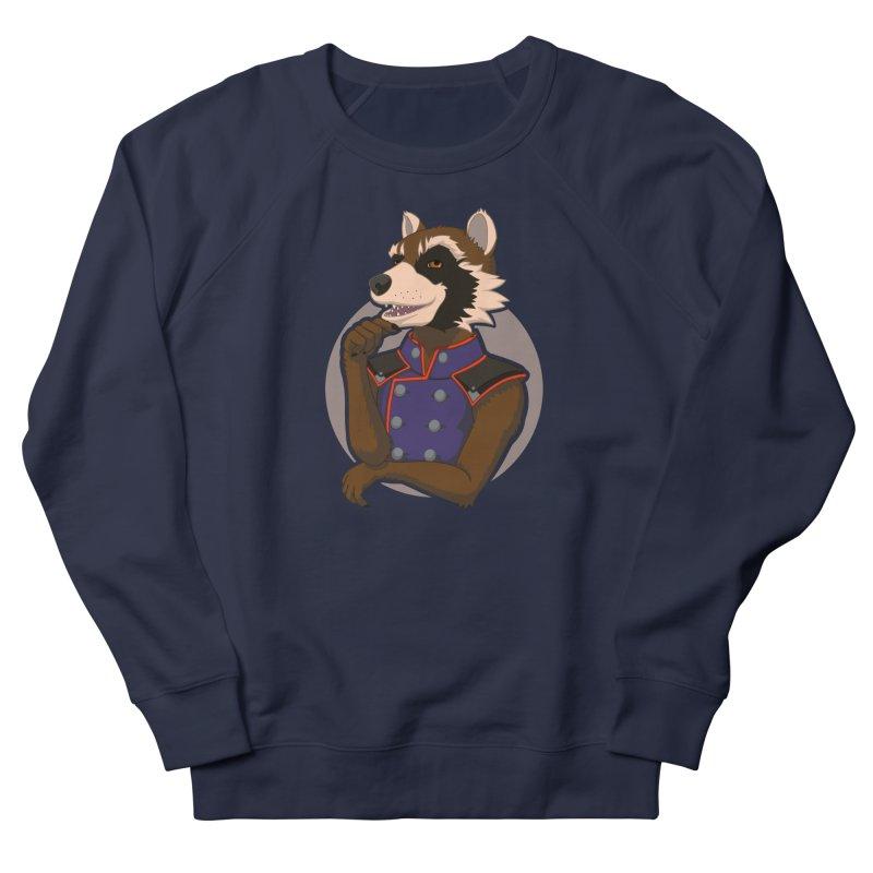 Strategic Mischief Men's French Terry Sweatshirt by Creaturista's Fine Goods