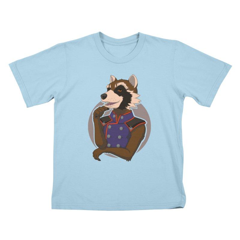 Strategic Mischief Kids T-Shirt by Creaturista's Fine Goods