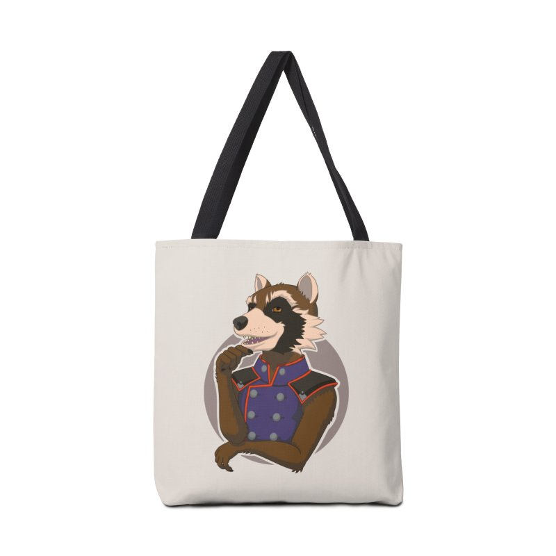 Strategic Mischief Accessories Tote Bag Bag by Creaturista's Fine Goods