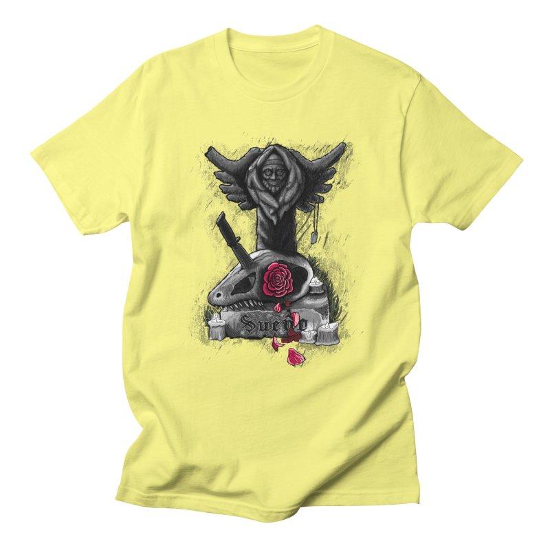 Raptor Skull Women's T-Shirt by Creaturista's Fine Goods