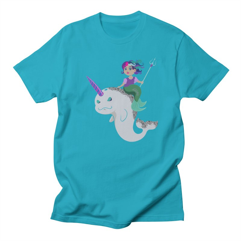 Once Upon a Wave Women's T-Shirt by Creaturista's Fine Goods