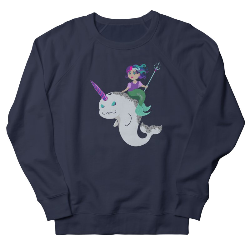 Once Upon a Wave Women's Sweatshirt by Creaturista's Fine Goods
