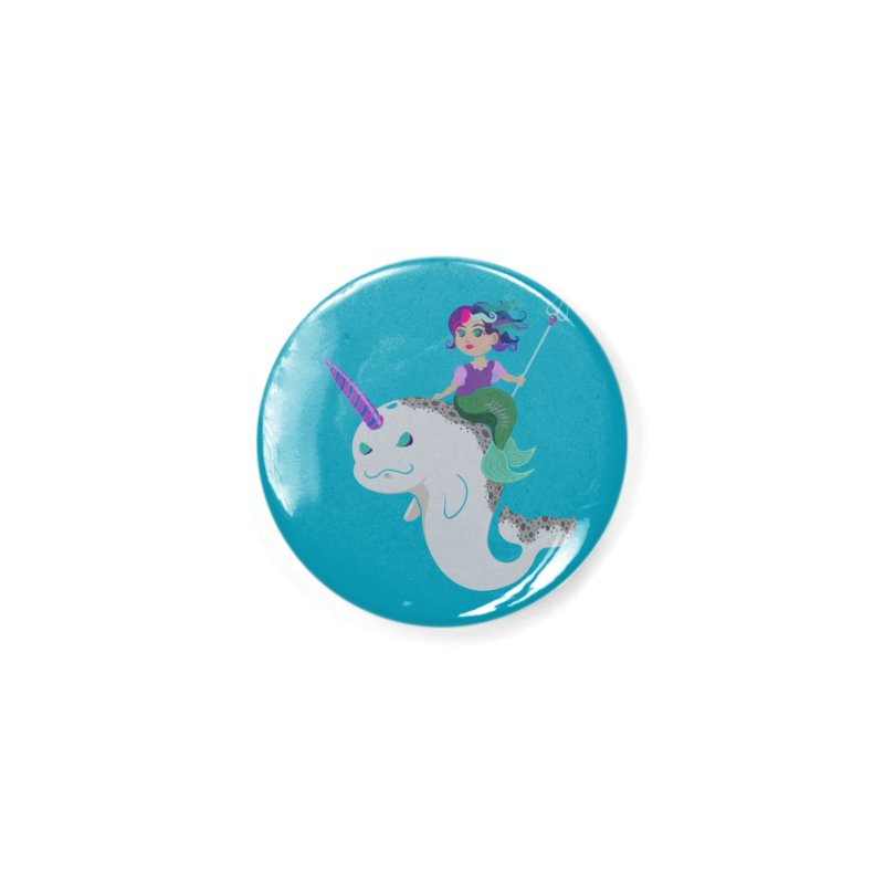 Once Upon a Wave Accessories Button by Creaturista's Fine Goods