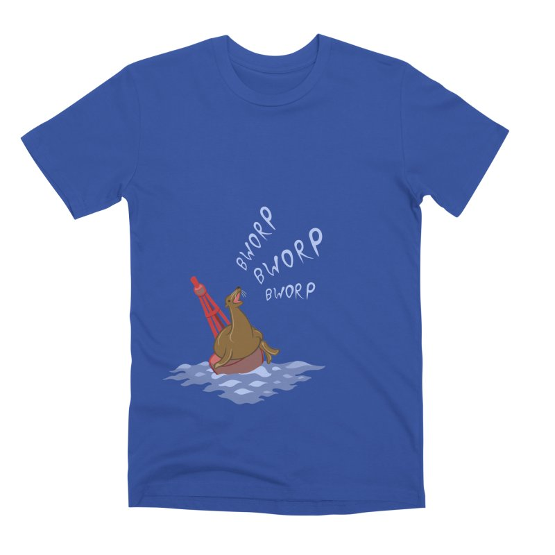 Forever Bworpin Men's Premium T-Shirt by Creaturista's Fine Goods