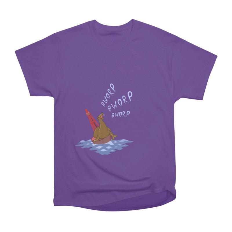 Forever Bworpin Women's Heavyweight Unisex T-Shirt by Creaturista's Fine Goods