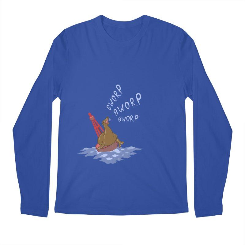 Forever Bworpin Men's Regular Longsleeve T-Shirt by Creaturista's Fine Goods