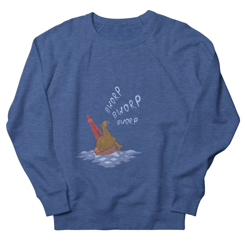 Forever Bworpin Women's French Terry Sweatshirt by Creaturista's Fine Goods