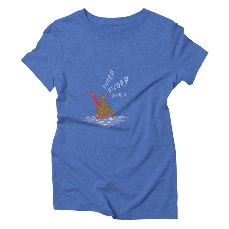 Forever Bworpin Women's Triblend T-Shirt by Creaturista's Fine Goods