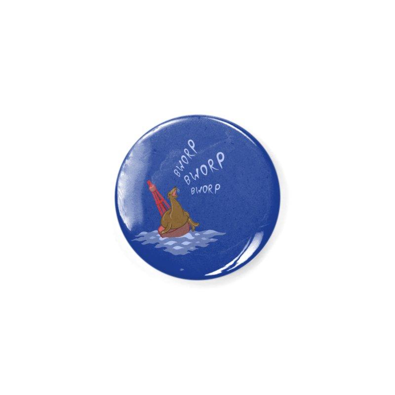 Forever Bworpin Accessories Button by Creaturista's Fine Goods