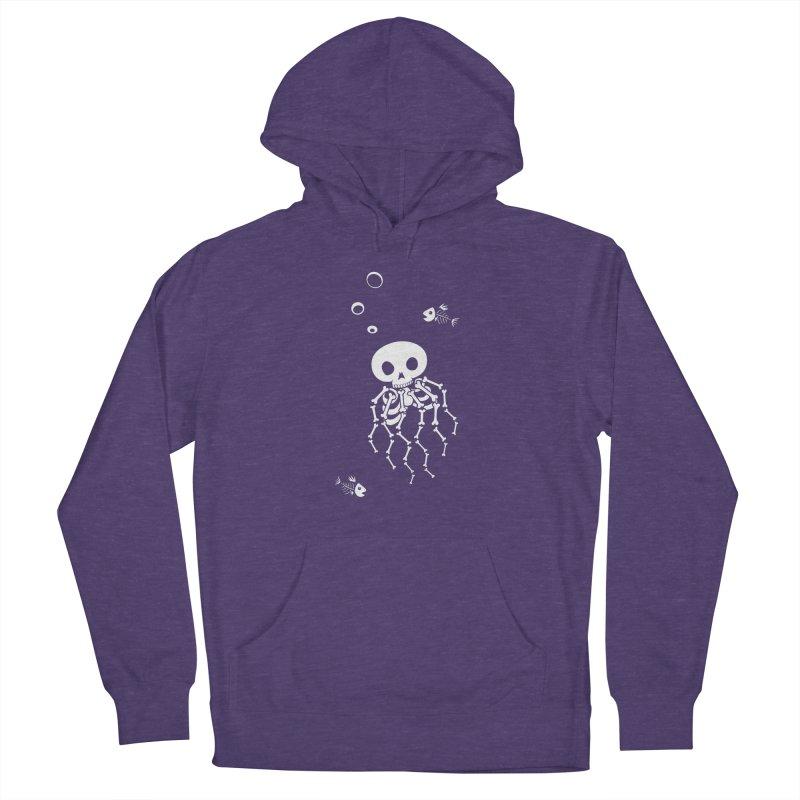 Bone Jelly Men's Pullover Hoody by Creaturista's Fine Goods