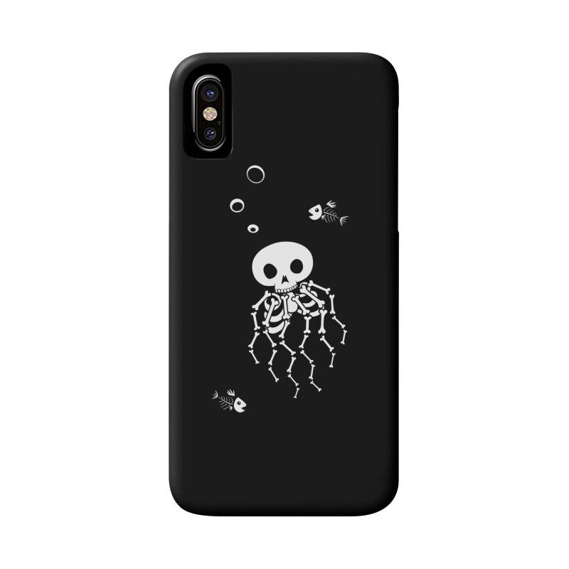 Bone Jelly Accessories Phone Case by Creaturista's Fine Goods