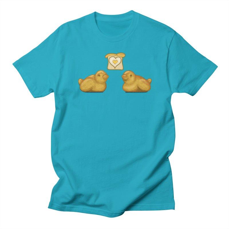 Love Breads Men's T-Shirt by Creaturista's Fine Goods
