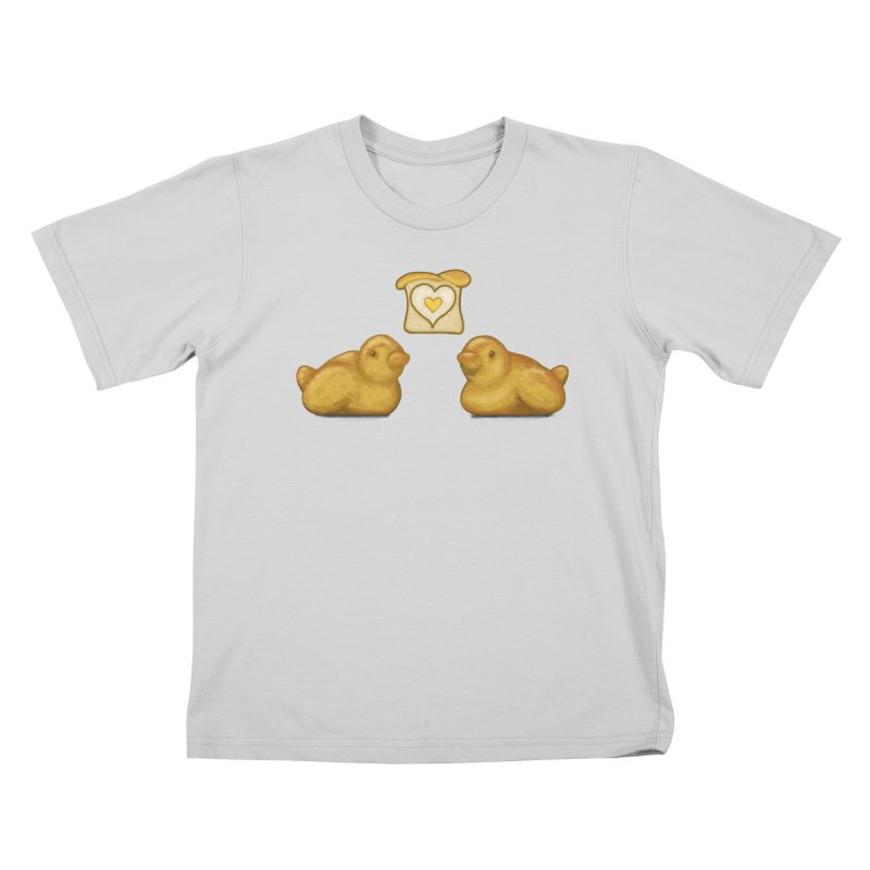 Love Breads Kids T-Shirt by Creaturista's Fine Goods