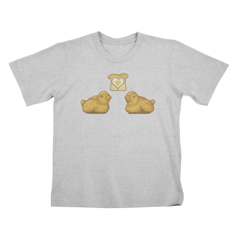 Love Breads Kids T-Shirt by Creaturista's Fine Goods