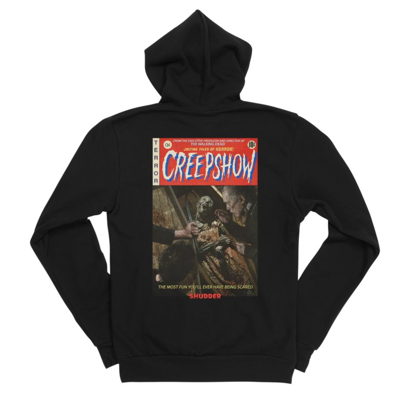 Creepshow Women's Zip-Up Hoody by Official Creepshow Store