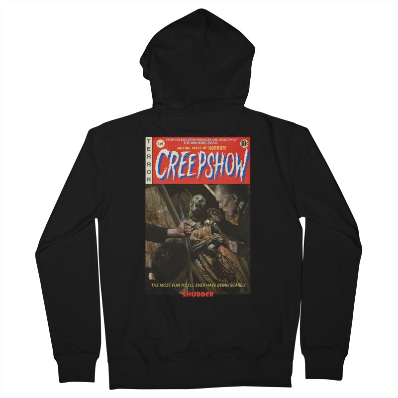 Creepshow Men's Zip-Up Hoody by Official Creepshow Store