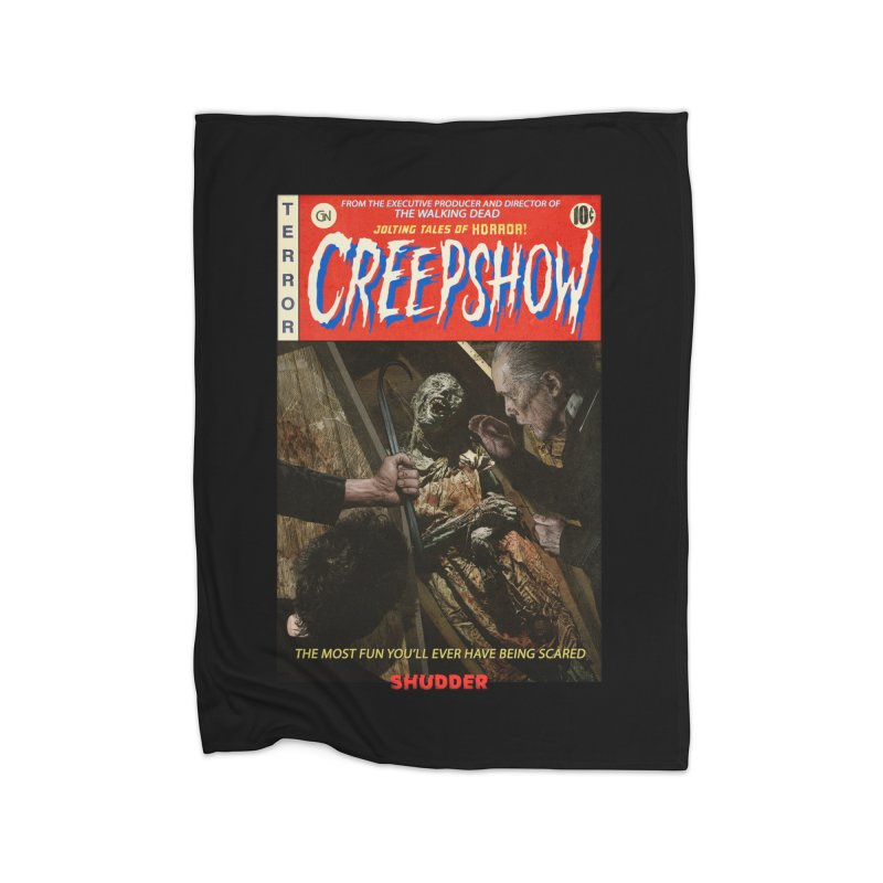 Creepshow Home Blanket by Official Creepshow Store