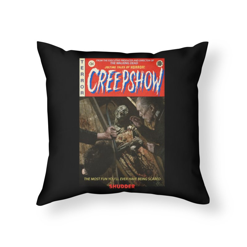 Creepshow Home Throw Pillow by Official Creepshow Store