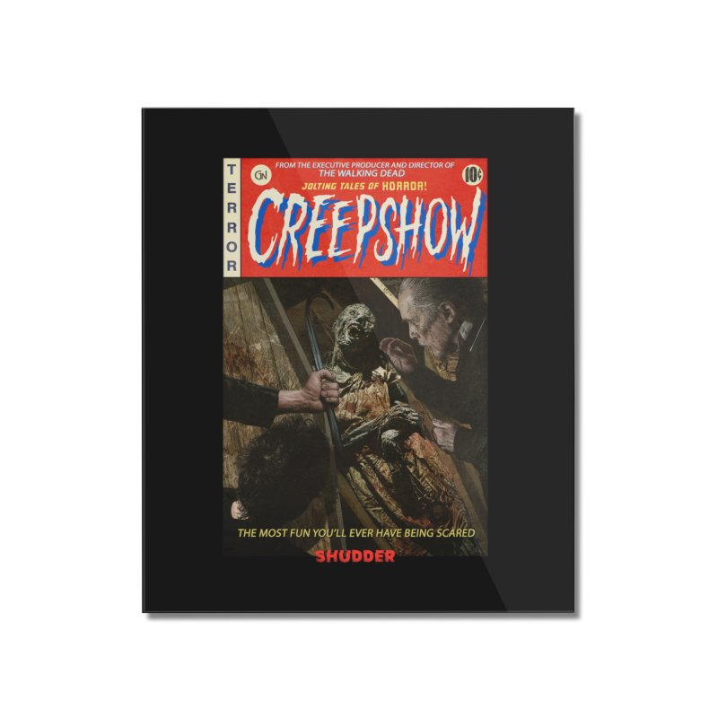 Creepshow Home Mounted Acrylic Print by Official Creepshow Store