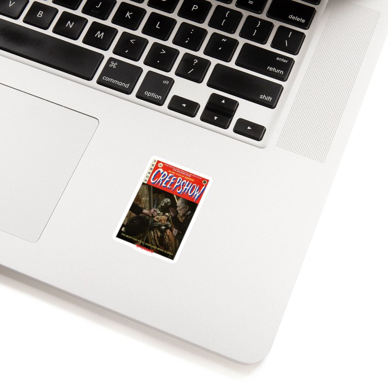 Creepshow Accessories Sticker by Official Creepshow Store