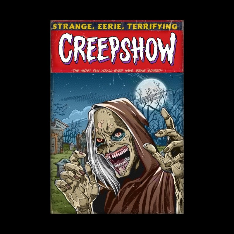 Creepshow Accessories Notebook by Official Creepshow Store