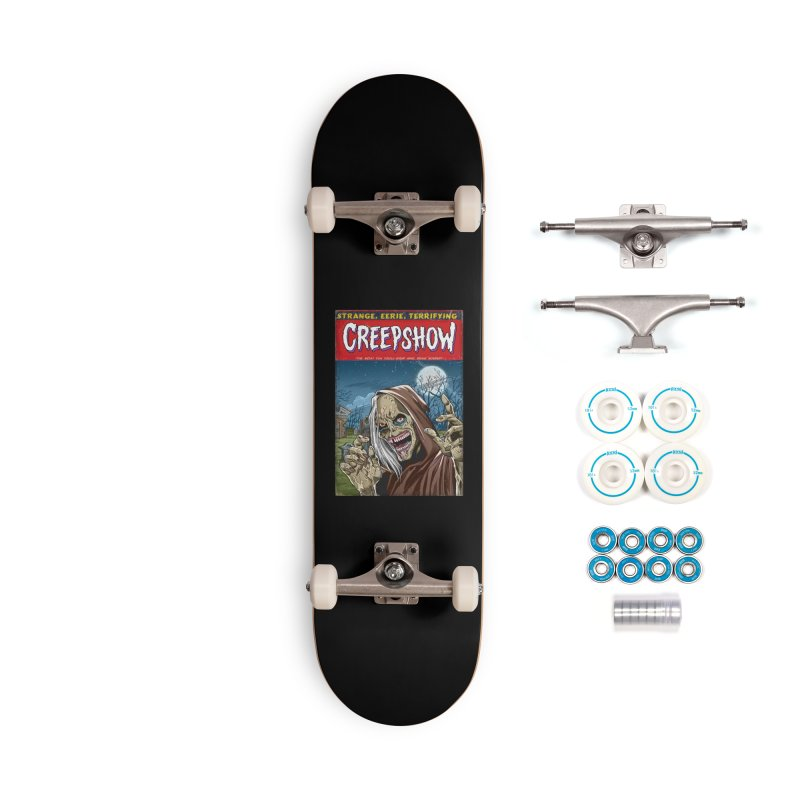 Creepshow Accessories Skateboard by Official Creepshow Store