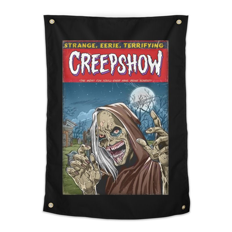 Creepshow Home Tapestry by Official Creepshow Store