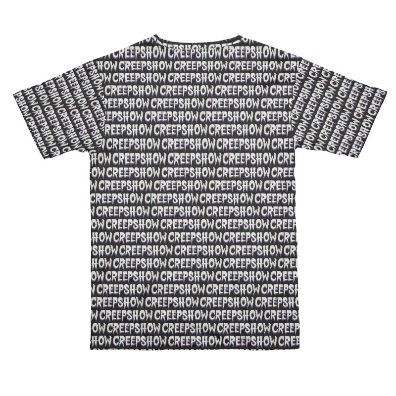 Creep Show Pattern Women's Cut & Sew by Official Creepshow Store