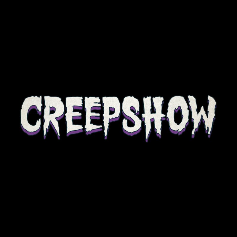 CreepShow Logo Men's T-Shirt by Official Creepshow Store