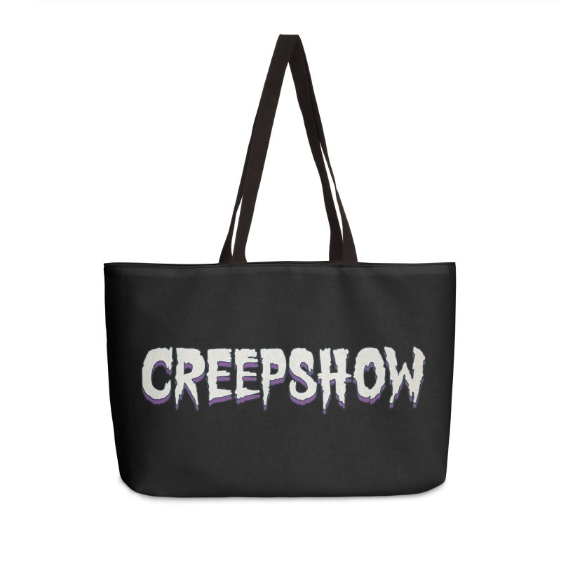 CreepShow Logo Accessories Bag by Official Creepshow Store