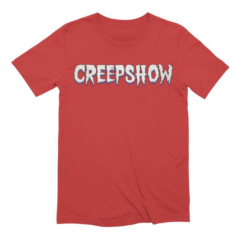 CreepShow Logo Men's T-Shirt by Official Creepshow Store
