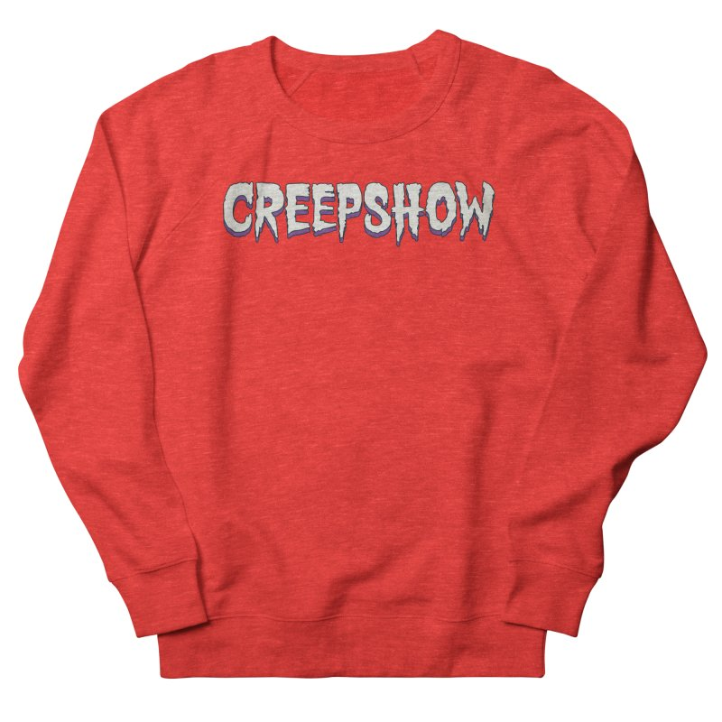 CreepShow Logo Women's Sweatshirt by Official Creepshow Store