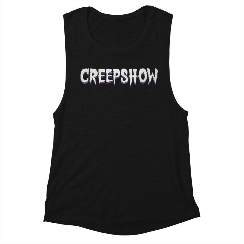 CreepShow Logo Women's Tank by Official Creepshow Store