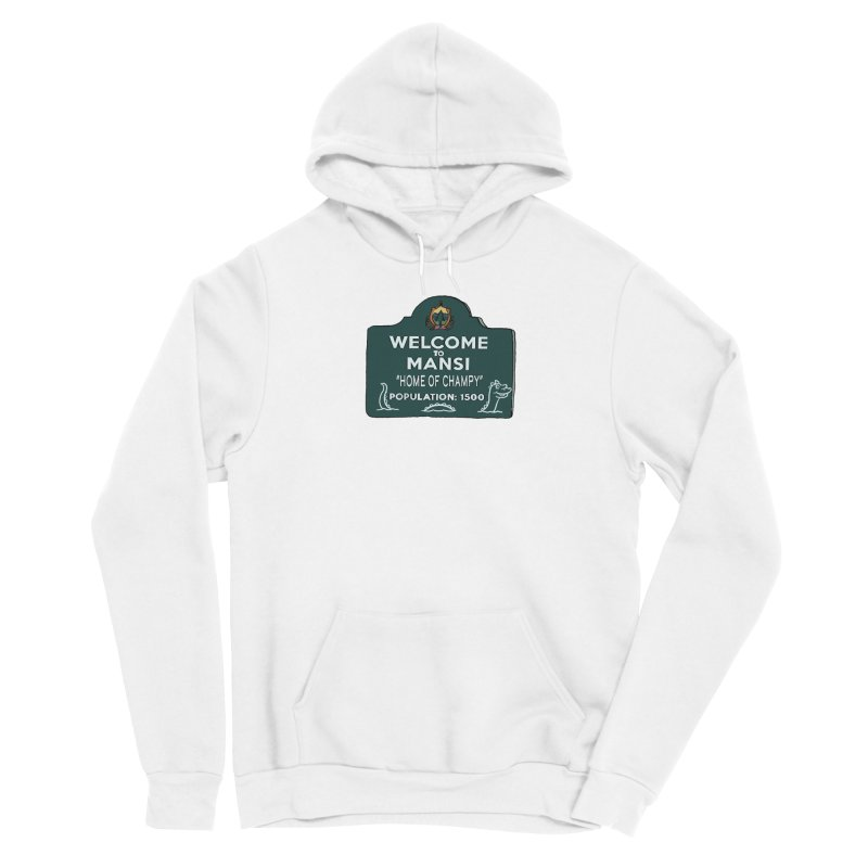 Welcome To Mansi Men's Pullover Hoody by Official Creepshow Store